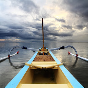 Lets Start... by Bayu Sanjaya - Transportation Boats