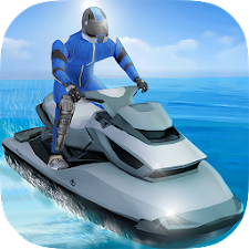 Water Motorcycle Race 3D