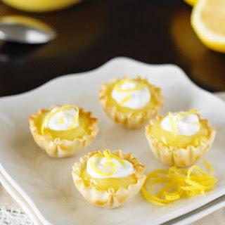 Lemon Curd Desserts Recipes