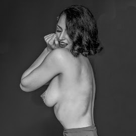 Chilly by Frank DeChirico - Nudes & Boudoir Artistic Nude