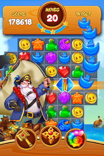 Jewel Crush Pirate for pc