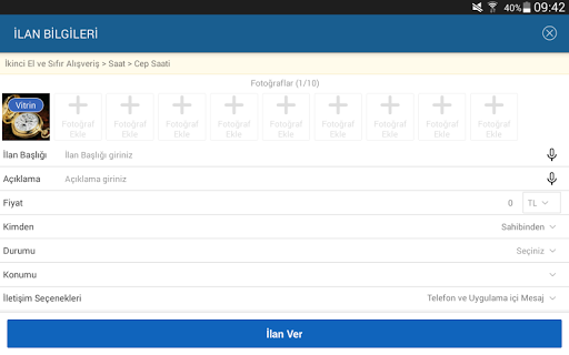sahibinden.com screenshot 7