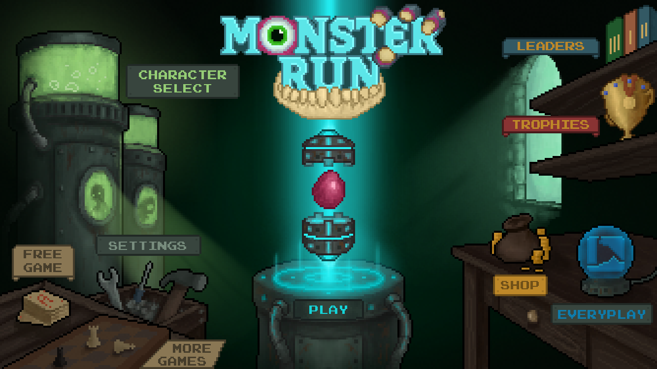Monster Run Screenshot 3