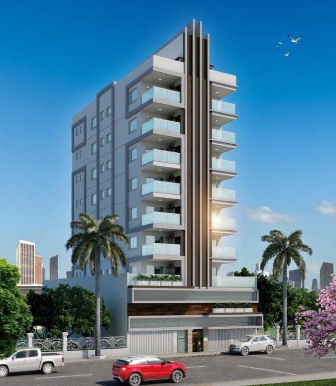 Apartamento residencial à venda, Perequê, Porto Belo.
