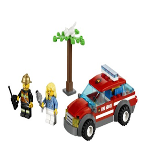 Bricks Car Toy Kids