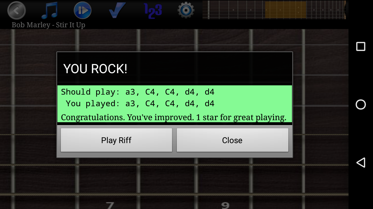Guitar Tutor Pro - Learn Songs Screenshot 4