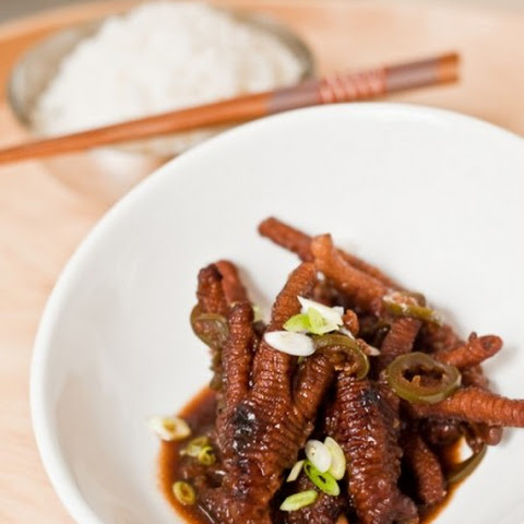 Phoenix Talons (chicken Feet In Black Bean Sauce)