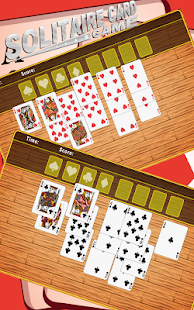 Solitaire Cards Game - screenshot