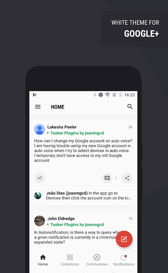 Swift Light Substratum Theme Screenshot 4