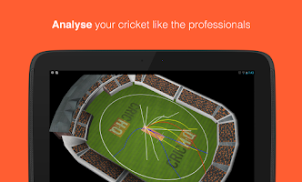 Screenshot of CricHQ