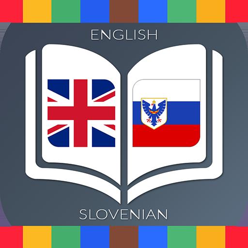 Android aplikacija English to Slovenian Dictionary na Android Srbija