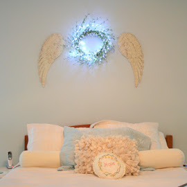 Haven by Wendy Purdy - Buildings & Architecture Other Interior ( bliss haven bedroom dreamy cosy nest angels wings )