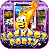 13.  Jackpot Party Casino: Slot Machines & Casino Games