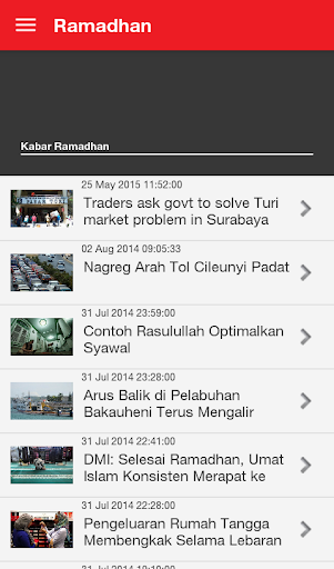 Telkomsel Siaga screenshot 2