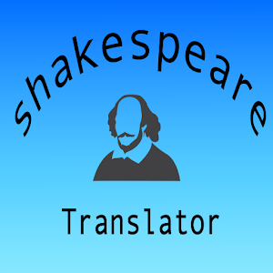 Shakespeare Translator For PC / Windows 7/8/10 / Mac – Free Download