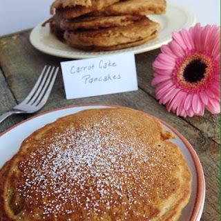 Healthy Carrot Cake Pancakes Recipes