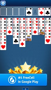 Game FreeCell Solitaire  APK for iPhone