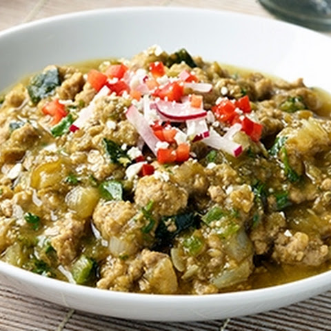 Denver Turkey Chili Verde