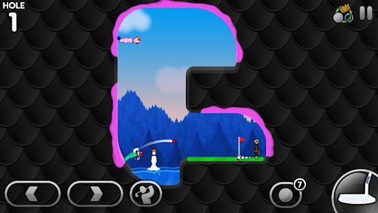 Super Stickman Golf 3 (Mod Money)