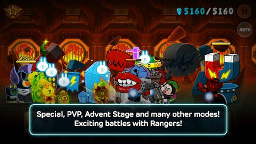 LINE Rangers screenshot 3