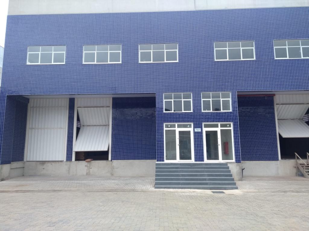 Galpão para alugar, 1501 m² por R$ 30.000,00/mês - Vila Santo Antônio - Cotia/SP