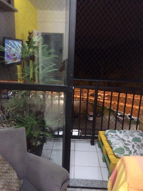 Apartamento residencial à venda, Torre, João Pessoa.