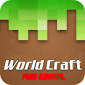 Free WorldCraft: Free Survival 2 APK for Windows 8