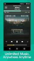 Screenshot of JB Hi-Fi NOW Music
