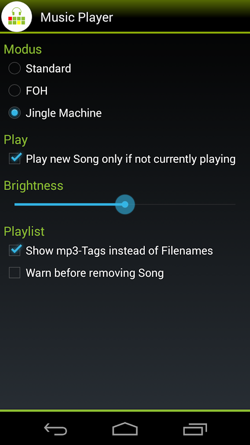 Music Player Pro Screenshot 7