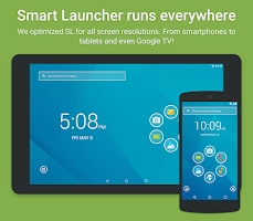 Screenshot of Smart Launcher Pro 3