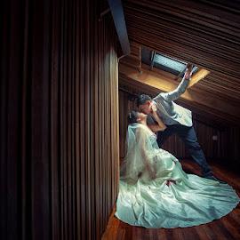 prewedding  by Nalson Chong - Wedding Bride & Groom ( bridal, prewedding, art, groom, portrait )