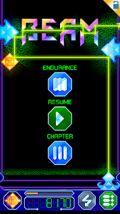 BEAM - Laser Puzzle Invaders - screenshot
