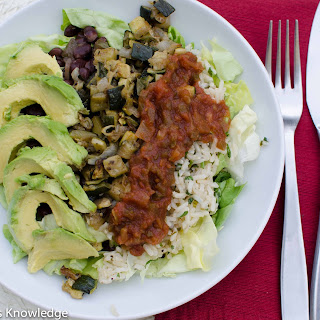 Chipotle Rice Bowl Recipes