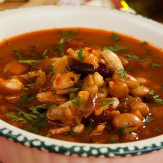 Garbanzo Bean Soup Potato Recipes