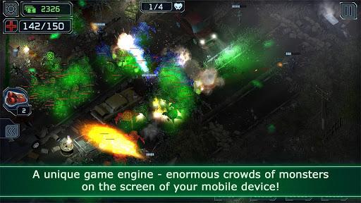 Alien Shooter TD screenshot 1