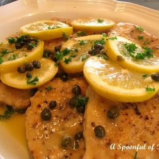 Lemon Caper Mahi Mahi Recipes