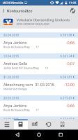 Screenshot of Banking 4A Starter