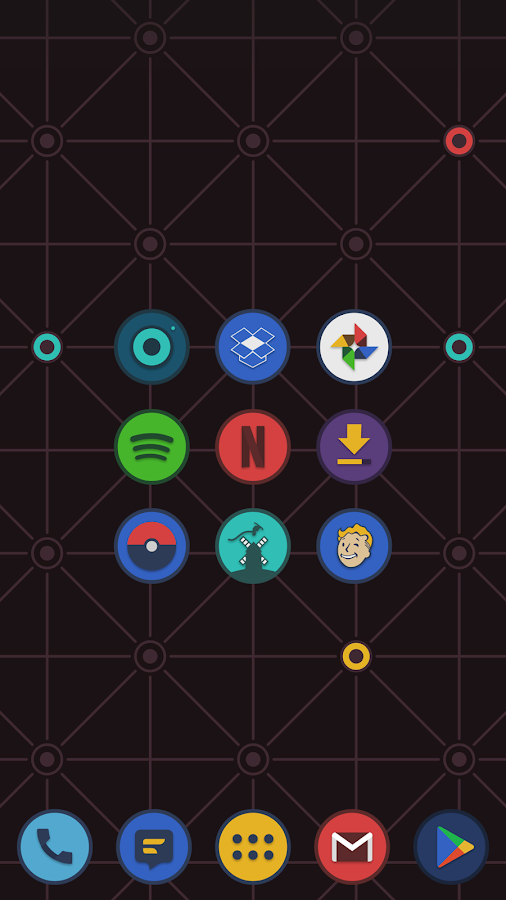 Rovo Icon Pack Screenshot 2