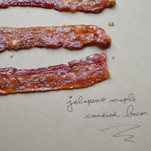 Maple Jalapeno Candied Bacon