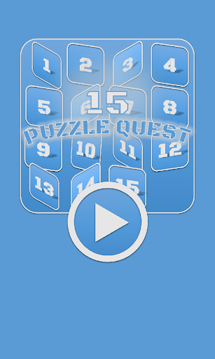 15 Puzzle Quest - screenshot