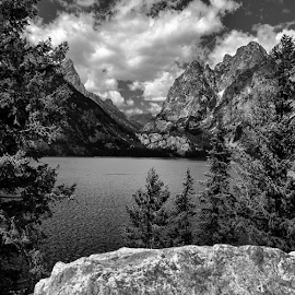 by Chuck Hagan - Black & White Landscapes (  )