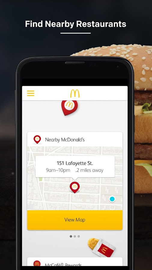 McDonald's Screenshot 3