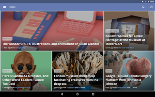 Screenshot of News360: Personalized News