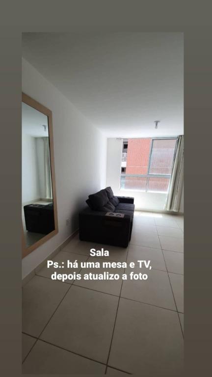 Apartamento mobiliado de 1 quarto em Intermares