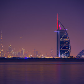 The Burj by Babar Swaleheen - Buildings & Architecture Office Buildings & Hotels ( alarab, dubai, khalifa, burj, architecture, seascape, nikon )