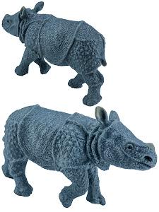 "Игрушка-фигурка серии ""Город Игр"", детеныш носорога M2"