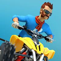 MMX Hill Dash 2 – Offroad Truck, Car & Bike Racing  on PC / Download (Windows 10,7,XP/Mac)