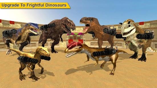 Dinosaur Counter Attack