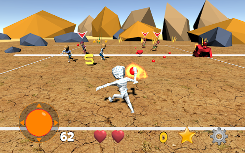 Dodgeball Arena APK for Bluestacks