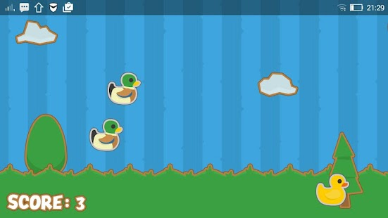 Duck Hunt 4 Babies - screenshot